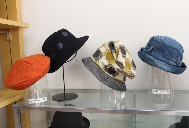 アルファヴィル帽子2