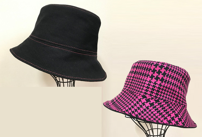 chacouba黒い帽子