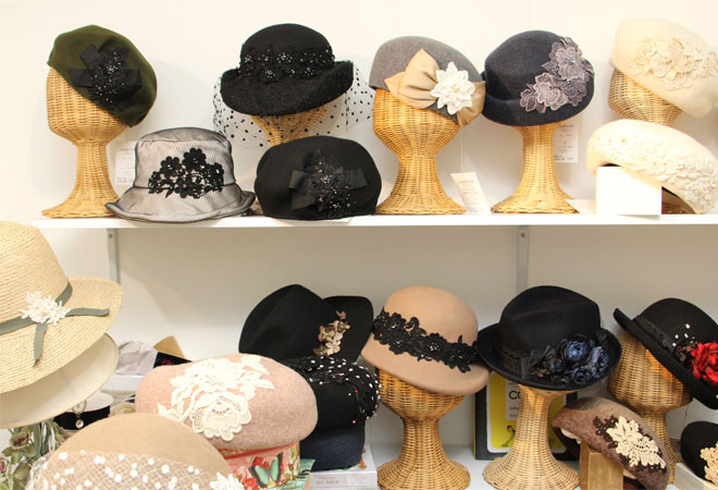 FairyHat店内帽子
