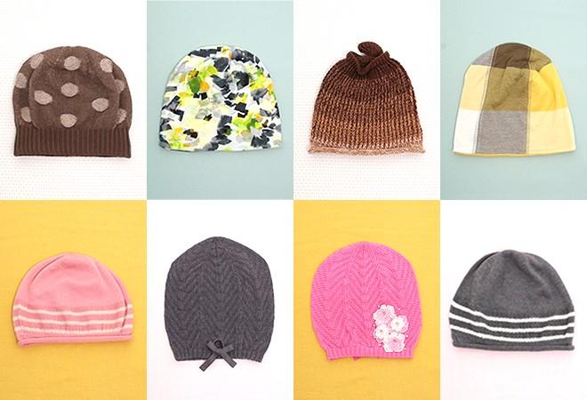 春のおすすめケア帽子