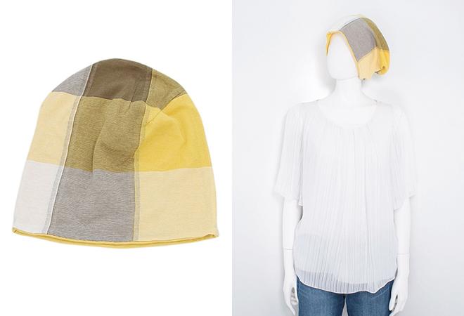 春におすすめケア帽子
